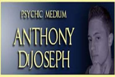 Psychic Medium Anthony DiJoseph