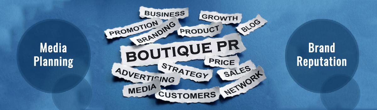 Boutique PR Service by Full Scale Media